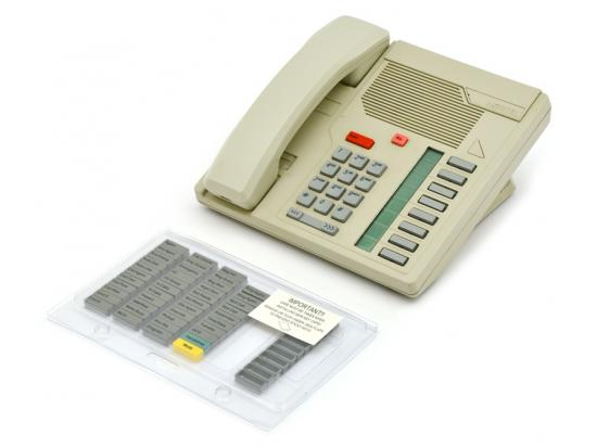Nortel Meridian M5008 Ash Business Phone (NT4X40)