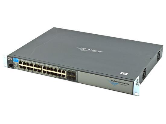 HP ProCurve 2810 24-Port 10/100/1000 Managed Ethernet Switch