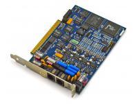 Rhetorex RDSP 432 2-Port ISA Voicemail Card