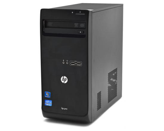 HP Pro 3400 Tower Core i5 (2300) 2.8GHz 4GB DDR3 250GB HDD - Grade C