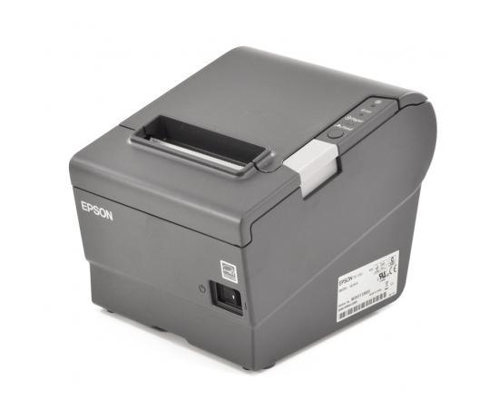 Epson TM-T88V Thermal Receipt Printer (M244A) - Black - Grade A