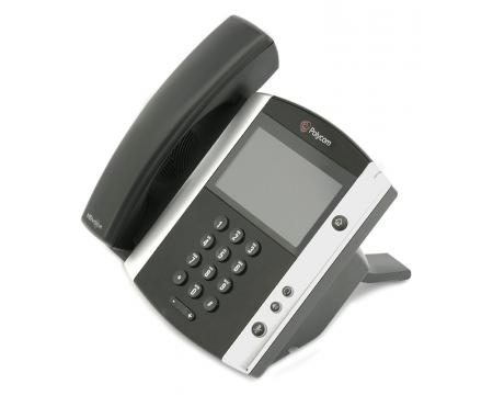 Polycom VVX 600 Gigabit IP Phone (2200-44600-025)