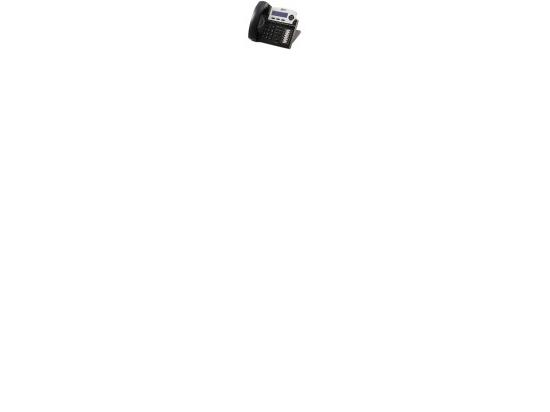XBlue Networks X16DTE 6-Line Digital Display Speakerphone Charcoal (1670-00)