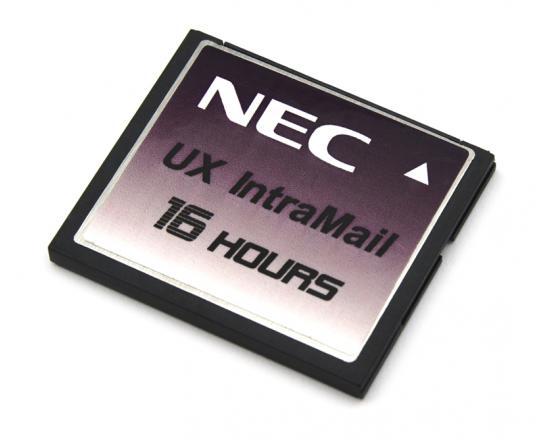NEC UX5000 Intramail 4-Port/16-Hour Voicemail (0910508)