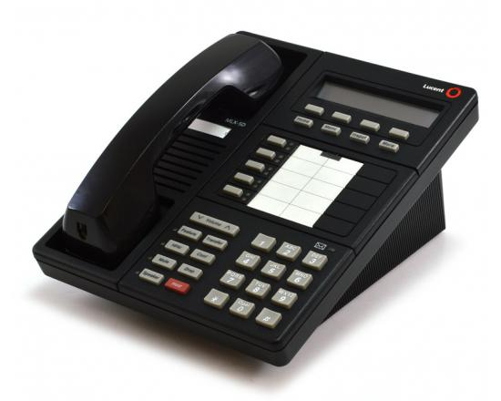 Avaya MLX-5D Black Display Speakerphone