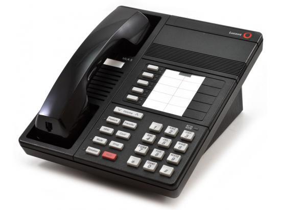 Avaya  MLX-5 Black Digital Speakerphone - Grade  A