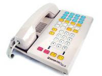 Inter-Tel GLX 612.3300 Executive 21 Button Phone Beige