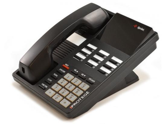 Sprint Protege Basic Black Non-Display Phone (475601)