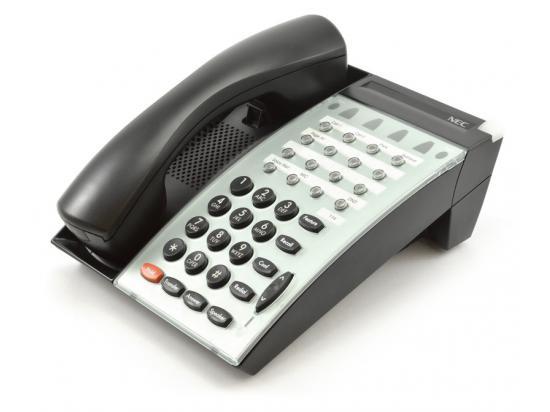 NEC Electra Elite DTU-16-1 Black Non-Display Speakerphone (770020)