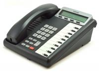 Toshiba Strata DKT3210-SD 10-Button Charcoal  Display Speakerphone - Grade B