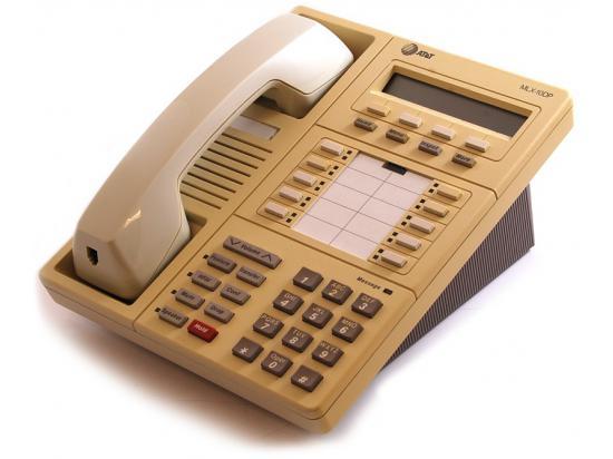 Avaya MLX-10DP White Display Speakerphone w/ Data Port