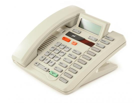 Nortel Aastra M9316CW Ash Single Line Speakerphone w/ Call Waiting/Caller ID (NT2N18)