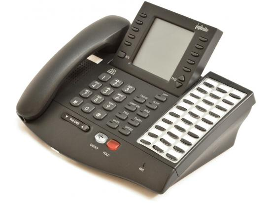 Vodavi Infinite IN9016-71 30-Button Charcoal Display Speakerphone - Grade A