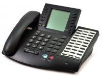 Vertical XTS 3016-71 30-Button Black Digital Display Speakerphone