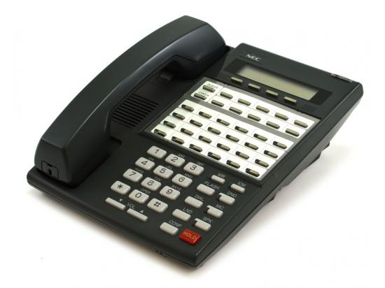 NEC DS1000/2000 34-Button Display Speakerphone (80663)