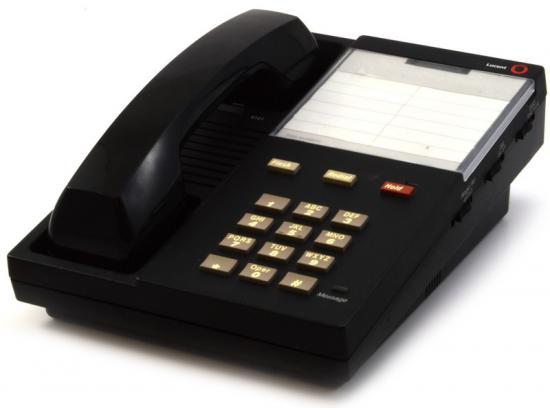 Avaya 8101 Analog Voice Terminal with Hold Black