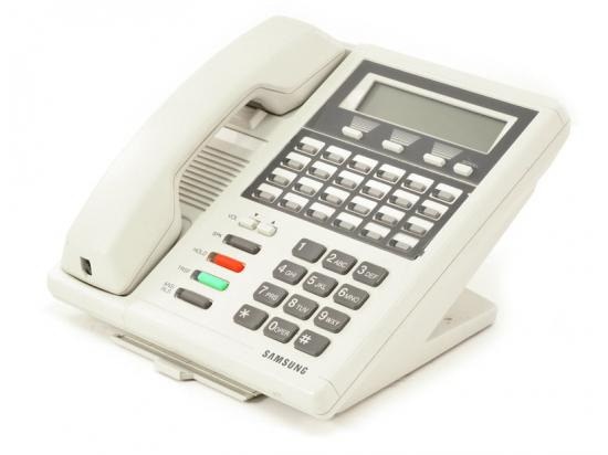 Samsung Prostar DCS 24B White/Almond Display Phone