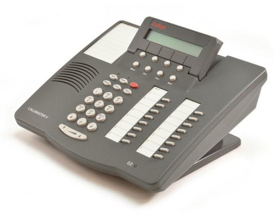 Avaya Definity Callmaster V - Grey Display Phone