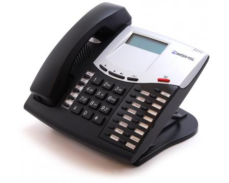 Inter-tel 8622 IP Phone - Axxess 550.8622 Black 22-Button 2 Line Display