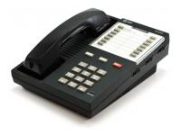 AT&T 8102M 12-Button Black Analog Phone - Grade B