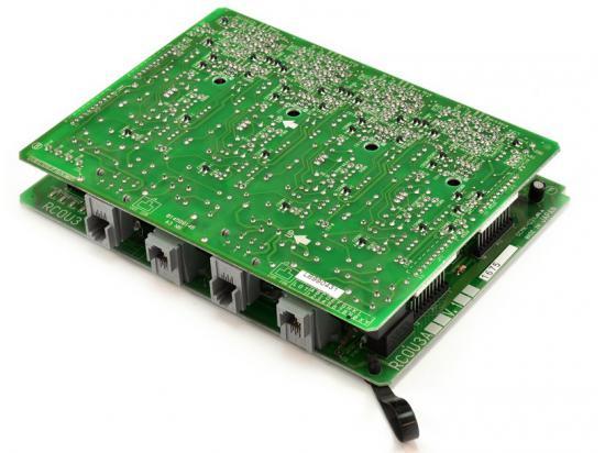Toshiba RCOU3 4-Port CO Line Card - w/ RCOS3 Card