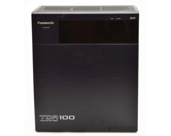 Panasonic KX-TDA100 Hybrid IP-PBX Basic Cabinet