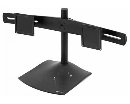 ergotron ds100 dual monitor desk stand horizontal 33 322 200 rh pcliquidations com