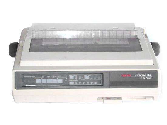 Okidata Microline 393 Printer (GE8281A)