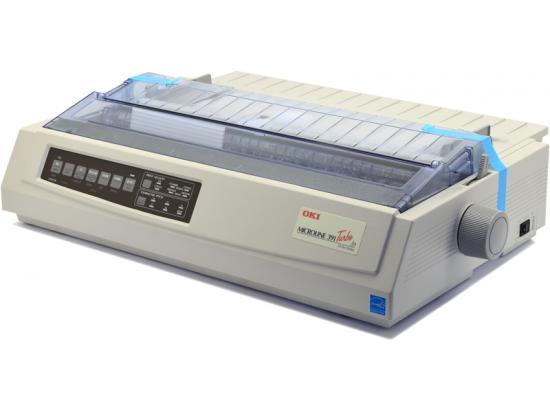 Okidata Microline 391 Turbo 24-Pin USB Dot Matrix Impact Printer