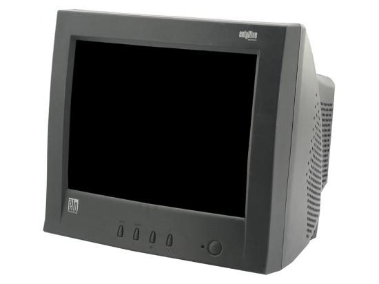 """Elo Touch ET1526C-7SWD-1 - Grade A - No Stand - 15"""" Touchscreen CRT Monitor"""