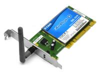 D-Link Air Plus G DWL-G510 Wireless PCI Adapter