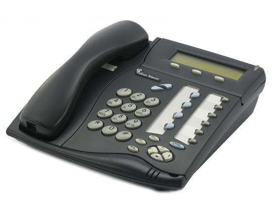 Tadiran Coral Flexset 120S Charcoal Display Phone