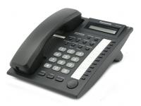 Panasonic KX-T7730CE-B Black 24-Button Digital Display Speakerphone