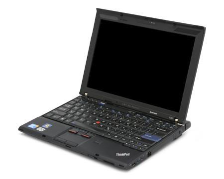 "Lenovo ThinkPad X201 12"" Laptop Core i5-M540 2.53GHz 4GB Memory 320GB HDD"