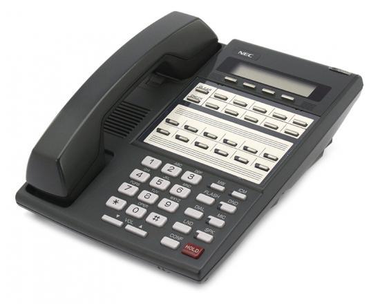 NEC 80573 DS1000/2000 22-Button Display Speakerphone  (DX7NA-12TXH)