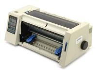 Lexmark 2380-001 Parallel 9-Pin Dot Matrix Impact Printer - Beige - Grade A