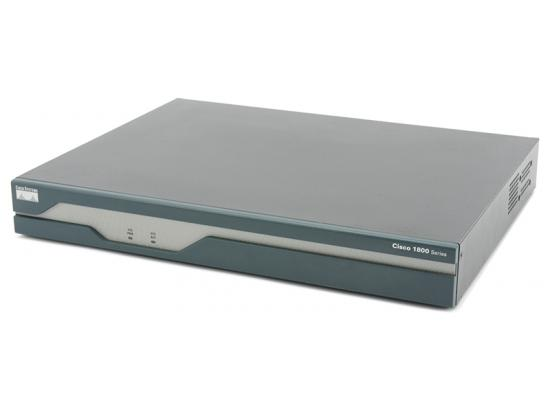 Cisco 1841 2-Port 10/100 Modular Router