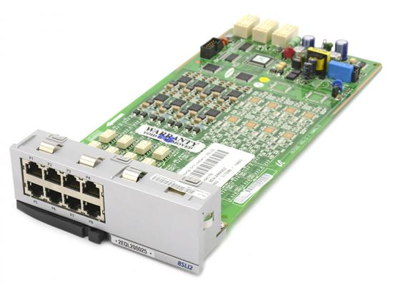 Samsung OfficeServ 8SLI2 8-Port Single Line Interface (KP-OSDB8S2/XAR)