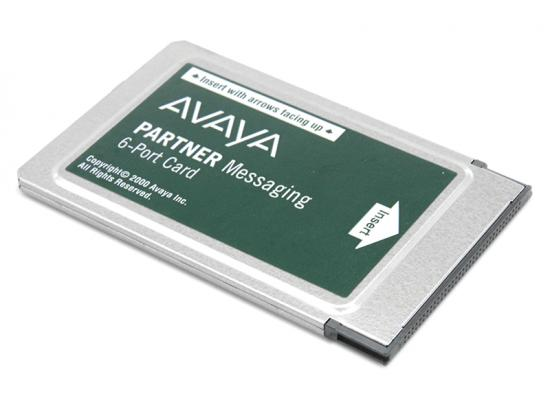 Avaya Partner ACS Messaging 6-Port Card (700262470, 700429376)