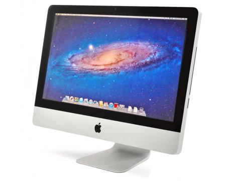 "Apple iMac A1311 21.5"" AiO Computer Core 2 Duo (E7600) 3.06GHz 4GB DDR3 1TB HDD - Grade B"