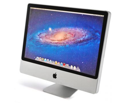 "Apple iMac 9,1 A1225 - 24"" Grade B - Core 2 Duo (E8135) 2.66GHz 2GB Memory 500GB HDD"