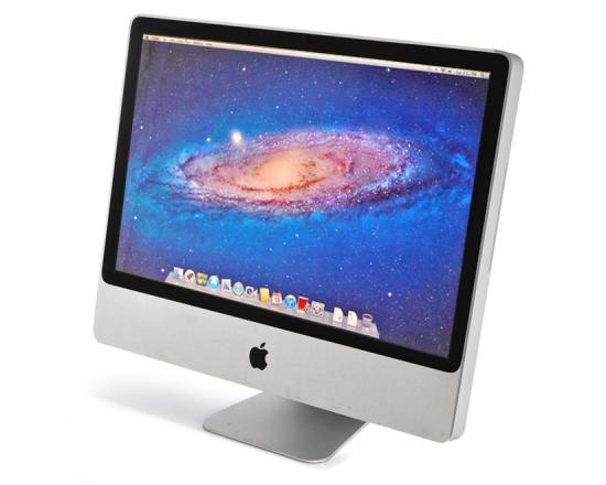 "Apple iMac 8,1 A1225 24"" Core 2 Duo (E8435) 3.06GHz 2GB RAM 250GB HDD"