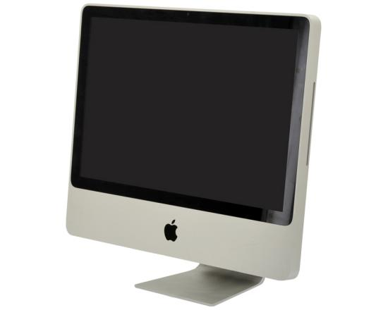 "Apple iMac 8,1 A1224 - 20.1"" Grade C - Core 2 Duo (E8135) 2.66GHz 2GB Memory 500GB HDD"