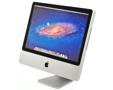 "Apple iMac A1224  20.1"" Intel Core 2 Duo (T7700) 2.4GHz 2GB DDR2 500GB HDD - Grade A"
