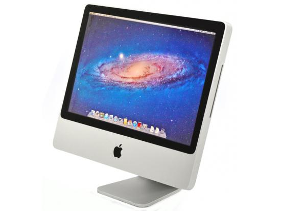 "Apple iMac A1224  20.1"" Intel Core 2 Duo (T7700) 2.4GHz 2GB DDR2 500GB HDD"