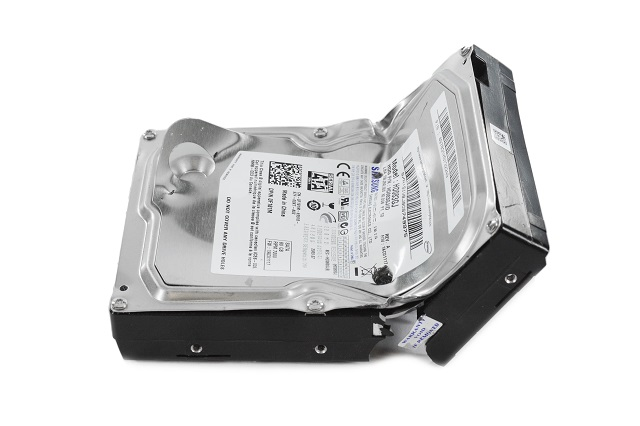 Hard Drive Data Destruction