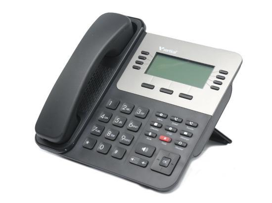 Vertical Edge 9830 Charcoal IP Display Speakerphone - Grade A