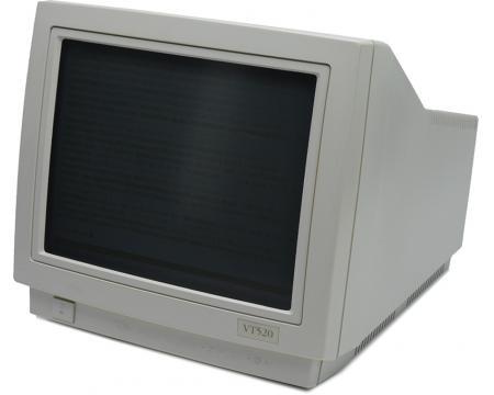 "DEC Terminal VT520-C2 12"" Terminal"