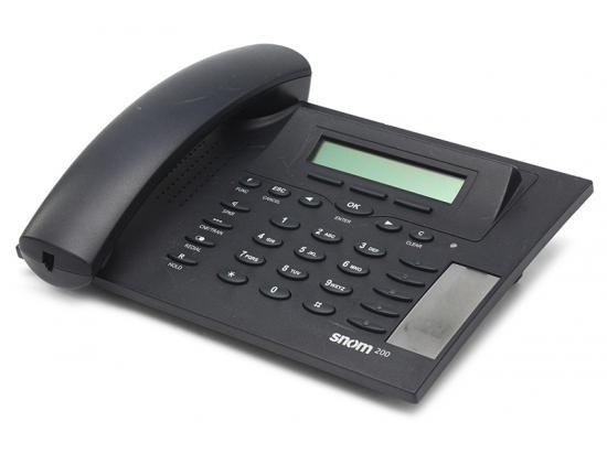 "Snom 200 2-Line VoIP Phone ""Grade B"""