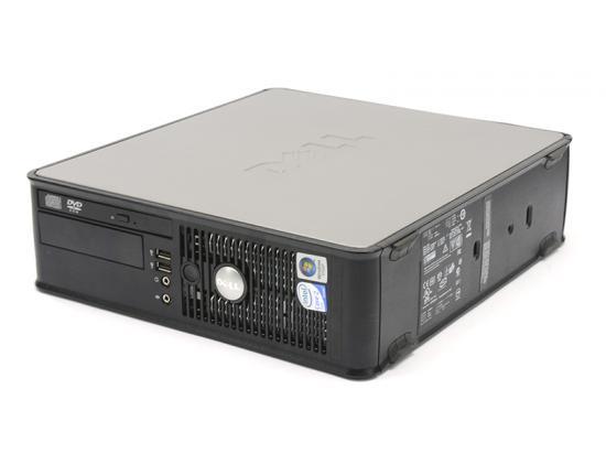 Dell OptiPlex 760 SFF Computer Intel Core 2 Duo (E7300) 2.66GHz 2GB DDR2 250GB HDD